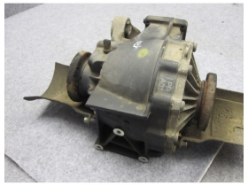 Audi A6 4B 2,5 TDI Differential Hinterachsgetriebe...