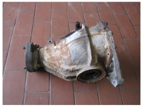 Mercedes C-Klasse W203 270 CDI Differential...